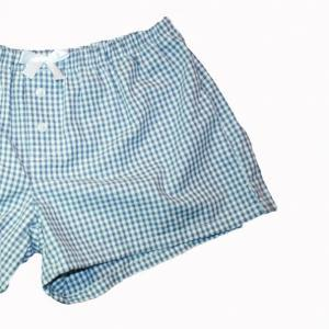 Boxers For Women Pin Strip..