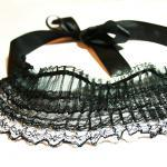 Black Lace Mask - Dita